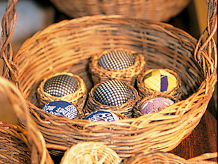 Akebi-vine Basketry